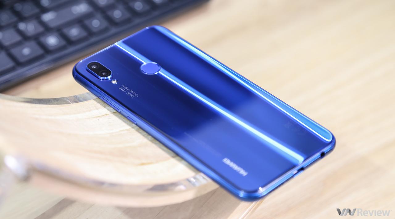 Đánh giá Huawei Nova 3e