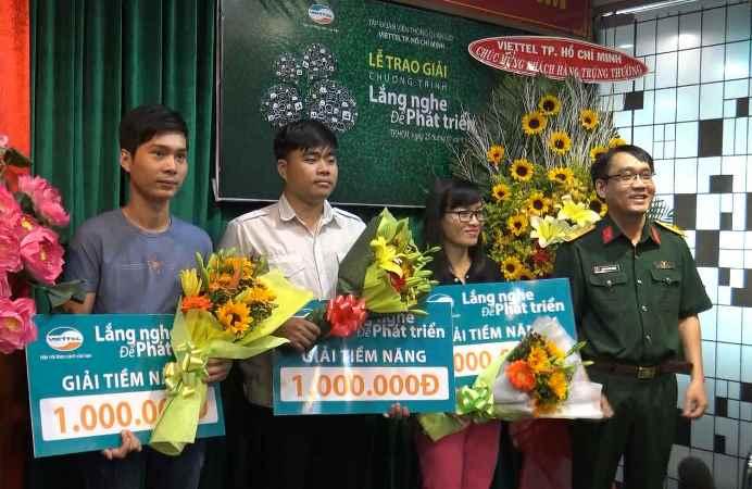Khách hàng góp ý cho Viettel có thể được nhận thưởng tới 60 triệu đồng