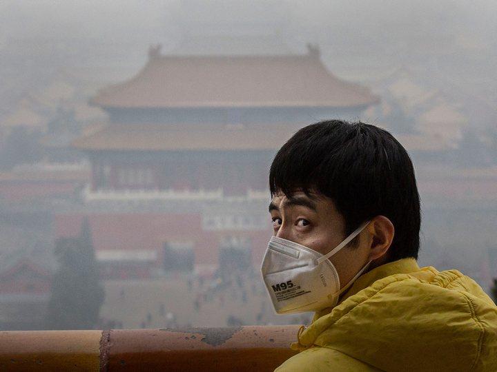 Ô nhiễm không khí làm tăng nguy cơ phạm tội do... căng thẳng