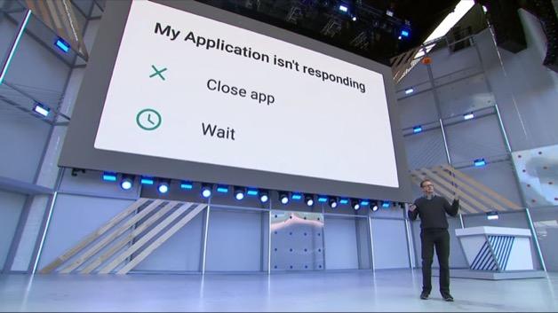 Android P sẽ tự đóng ứng dụng bị treo, không hiện thông báo nữa