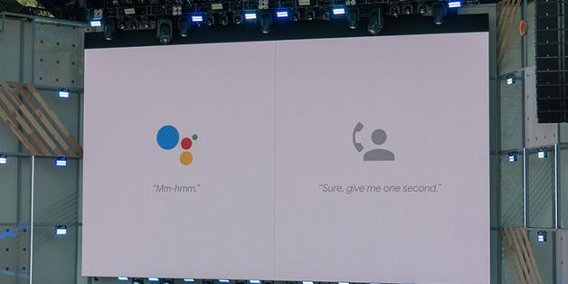 """""""Tất tần tật"""" về Duplex - dự án AI gây tranh cãi của Google"""
