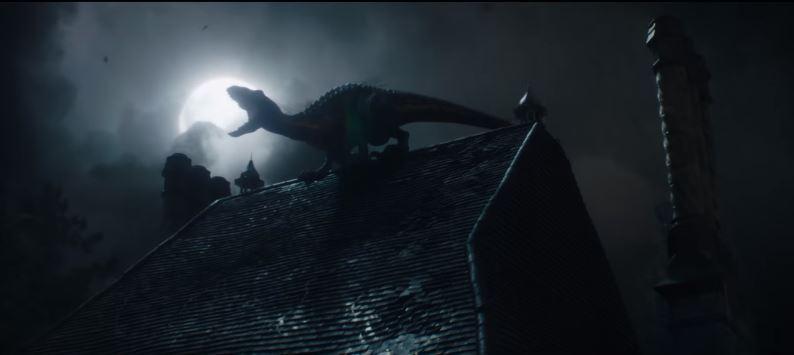 Teaser mới của Jurassic World: Fallen Kingdom tiếp tục ám ảnh người xem