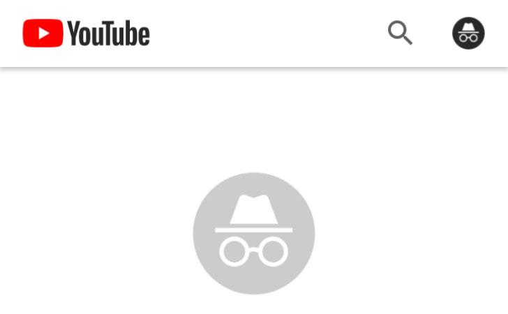 Ứng dụng YouTube sắp có chế độ xem ẩn danh