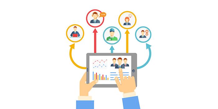 Vai trò của mạng xã hội và công nghệ AI cho tương lai ngành quản trị nhân sự