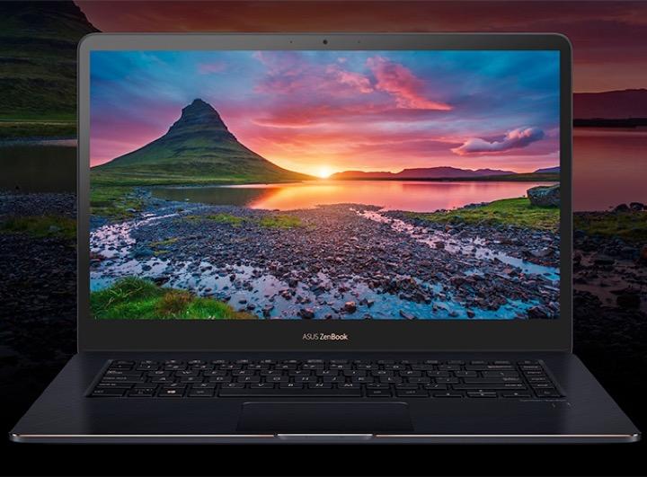 Asus ra mắt ZenBook Pro 15: laptop siêu mỏng dùng CPU Core i9, màn hình 4K
