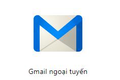 Hướng dẫn sử dụng Gmail không cần kết nối mạng