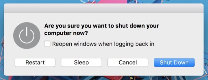 Tuyển tập phím tắt không thể không biết trên macOS