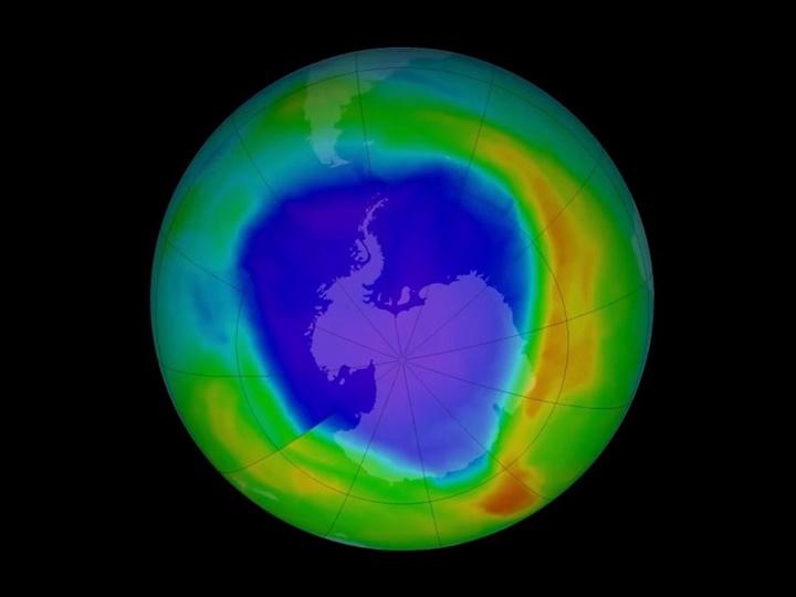 """""""Ai đó ở Đông Á"""" đã phá hủy tầng ôzôn của Trái đất với một hóa chất bị cấm"""