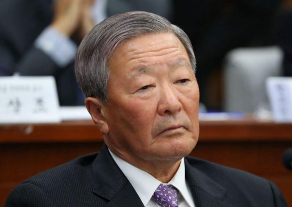 Chủ tịch LG qua đời
