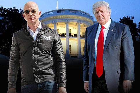 Tổng thống Trump muốn trừng phạt Amazon bằng cách tăng gấp đôi giá dịch vụ bưu chính
