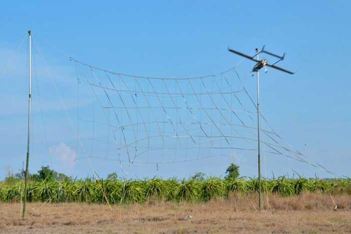 Máy bay không người lái trinh sát của Viettel lộ diện