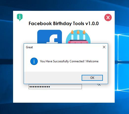 Cách chúc mừng sinh nhật nhiều người cùng lúc trên Facebook chỉ sau một cú nhấp chuột