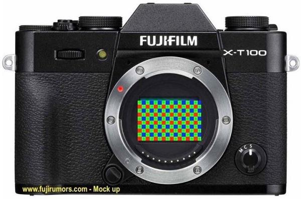 Lộ toàn bộ thông số của máy ảnh Fujifilm X-T100 mới, vẫn dùng cảm biến APS-C