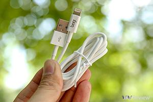 Trải nghiệm dây sạc Bagi MFi Basic cho iPhone và iPad, giá 210.000 đồng