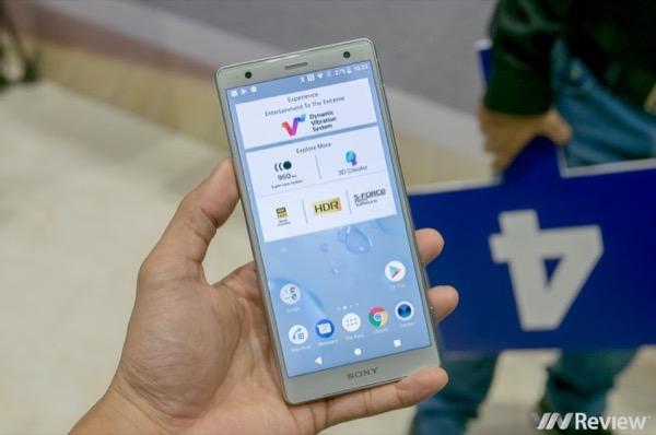 Sony thừa nhận chậm chạp trong phát triển smartphone, sẽ tập trung vào dịch vụ