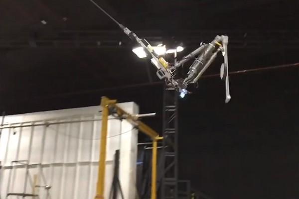 Disney phát triển thành công mẫu robot có khả năng nhào lộn như diễn viên xiếc
