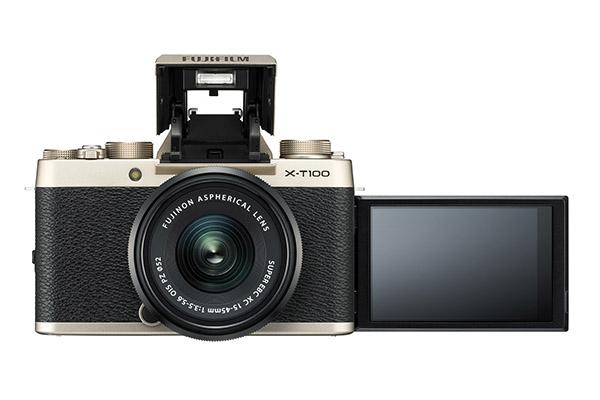 Fujifilm hé lộ máy ảnh mirrorless giá rẻ X-T100: phong cách cổ điển, giá chỉ 600 USD