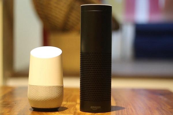 Vượt Amazon, Google dẫn đầu thị trường loa thông minh