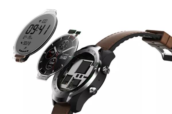 Mobvoi giới thiệu smartwatch TicWatch Pro: chạy Wear OS, hai màn hình