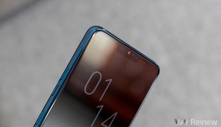 Trải nghiệm nhanh LG G7+ ThinQ xách tay về Việt Nam: nhạt nhòa