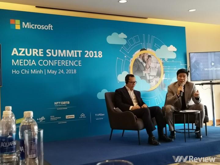 """Microsoft """"khoe"""" ứng dụng AI và tiết lộ rót 1 tỷ USD mỗi năm cho công nghệ phục hồi dữ liệu đám mây"""