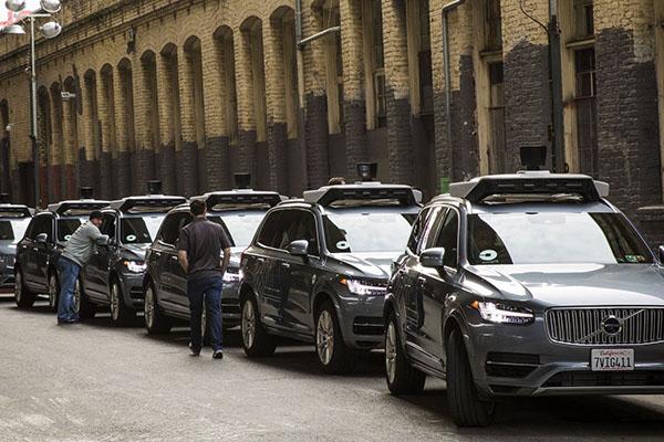 Xe tự lái của Uber nhận ra người đi bộ 6 giây trước khi xảy ra tai nạn