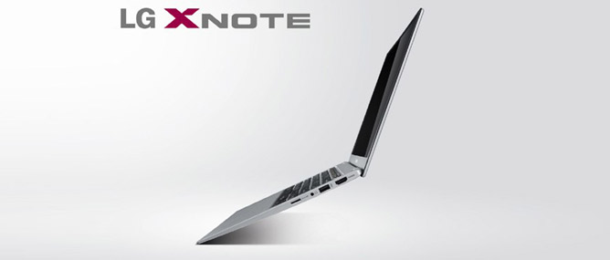 Ultrabook LG mới: X Note Z350 và Z450