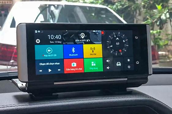 Đánh giá camera hành trình Webvision N93 Plus: có 4G, phát Wi-Fi, cảnh báo tốc độ, va chạm và lấn làn