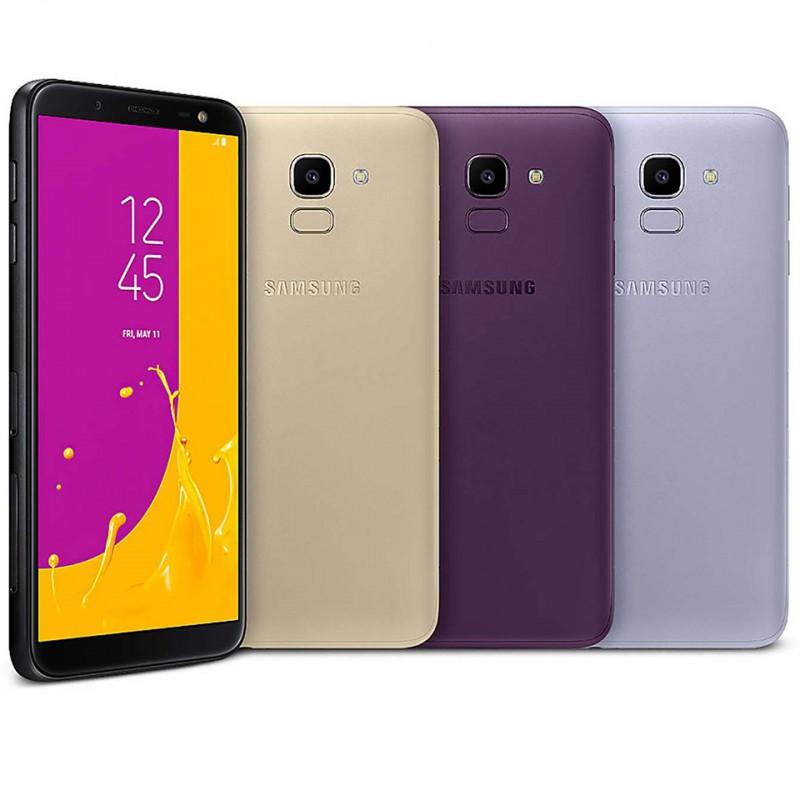 Thiết kế của Galaxy J6 có nhiều nét thay đổi so với các dòng Galaxy J trước  đây nhất là phần mặt lưng. Các vạch chia ăng ten dạng chữ U như ...