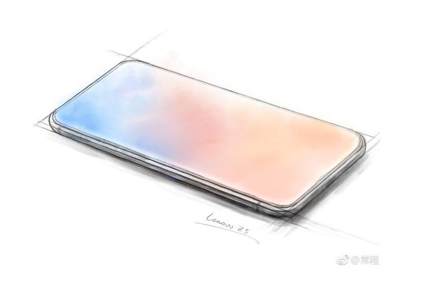 Lenovo Z5 sẽ ra mắt vào 5/6/2018,