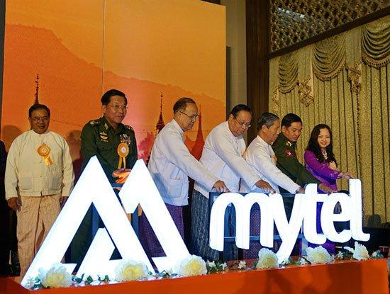 Viettel sắp khai trương mạng di động Mytel tại Myanmar