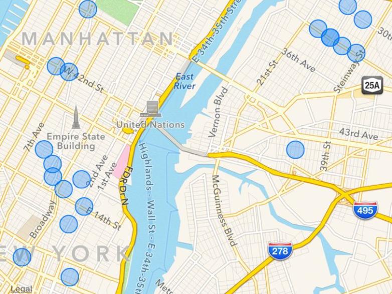 Tại sao iPhone biết những nơi bạn đã đi qua?