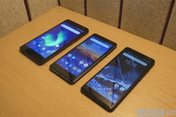 """HMD Global tiếp tục """"bắn phá"""" phân khúc giá rẻ với Nokia 2.1, 3.1 và 5.1"""