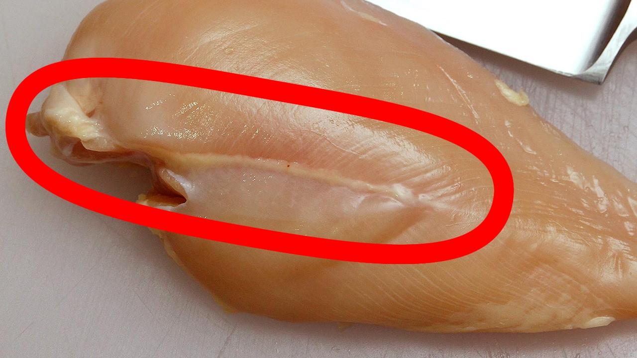 Những sọc trắng bí ẩn trên thịt gà là gì?