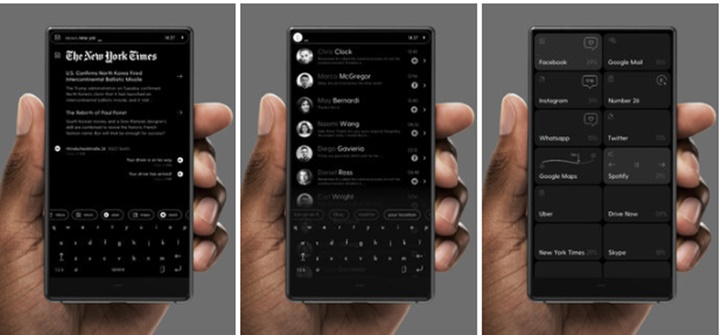 BllocZero18: chiếc smartphone theo đuổi chủ nghĩa tối giản với chỉ 2 tông màu đen và trắng