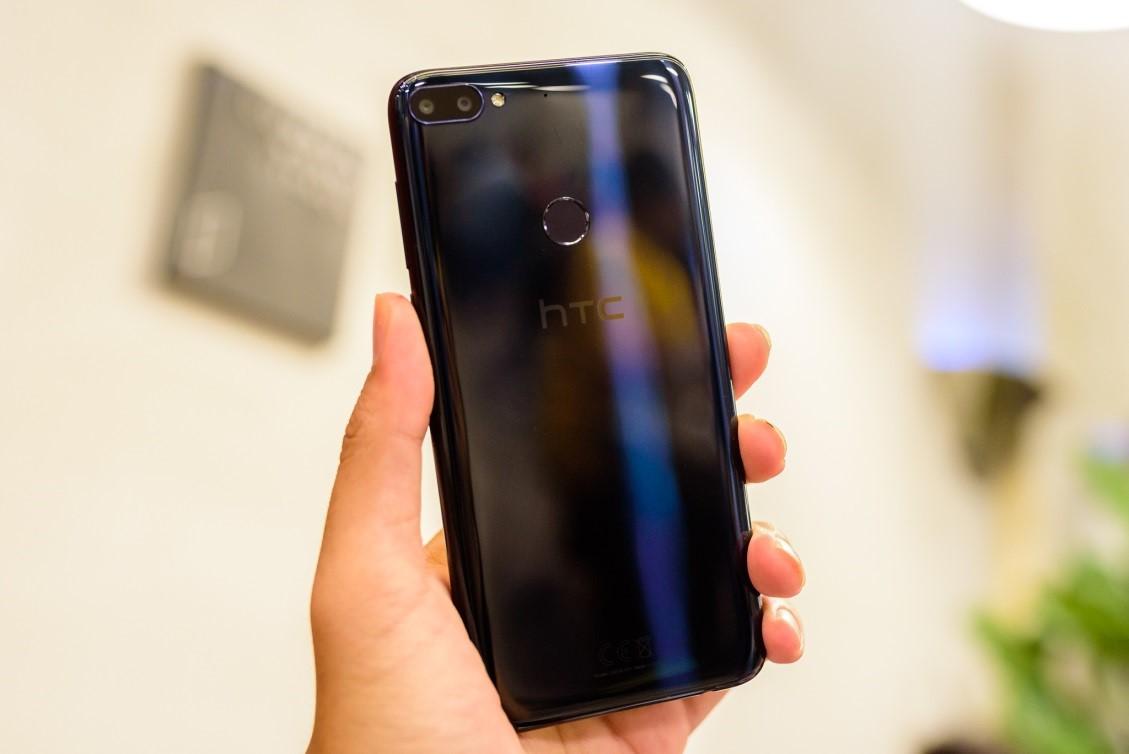 Camera kép của HTC Desire 12 plus: bắt nét nhanh, xóa phông mượt mà