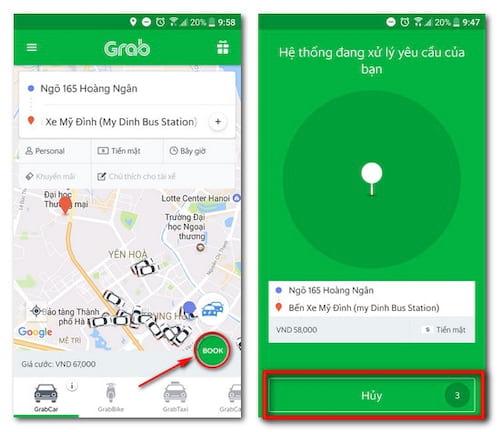 Grab Việt Nam chính thức áp dụng phí phạt huỷ chuyến đối với khách hàng: 10.000 đồng/chuyến huỷ