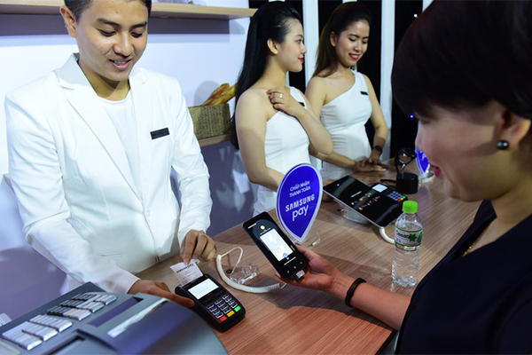 Samsung Pay: Chọn lựa thông minh của các ngân hàng