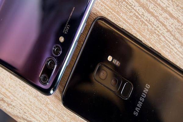 Galaxy S10 sẽ có 3 camera sau như Huawei P20 Pro?