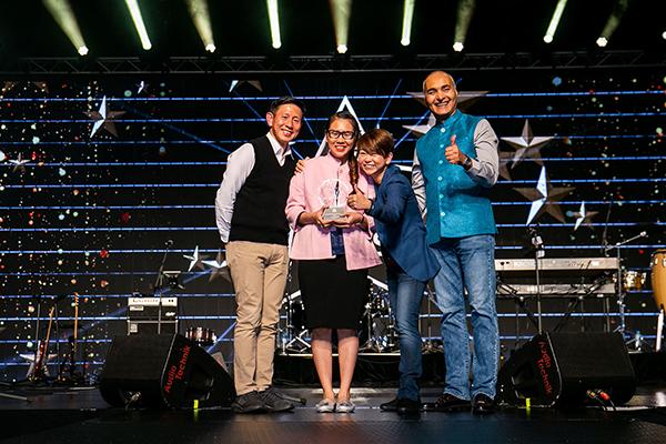Thế Giới Di Động đạt giải kinh doanh xuất sắc khu vực châu Á của HP