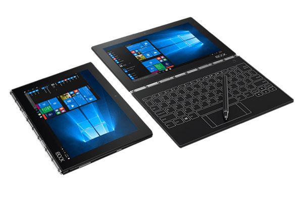 Laptop bàn phím cảm ứng Lenovo Yoga Book sắp có bản kế nhiệm?