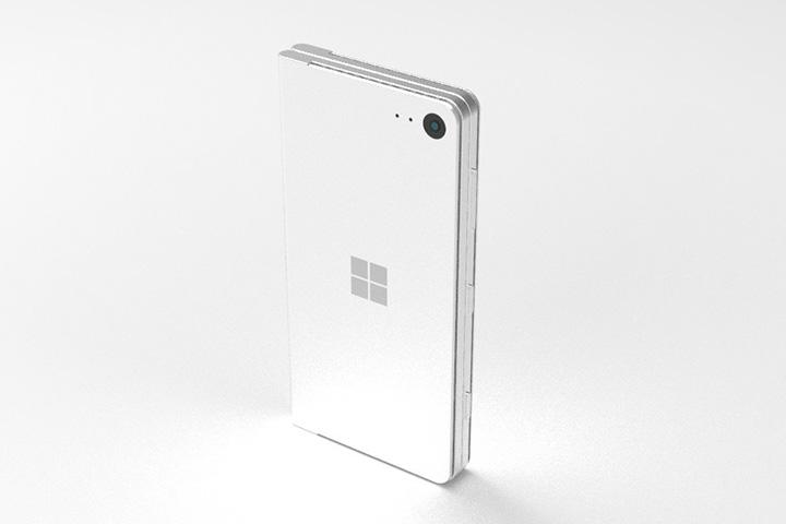 Nếu Surface Phone đẹp như concept này, liệu bạn có mua?