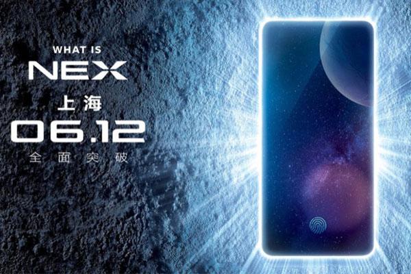 Vivo NEX ra mắt vào 12/6 sẽ có 3 phiên bản khác nhau