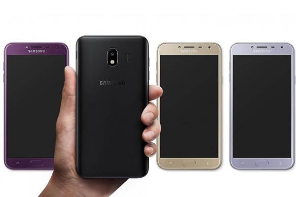 Samsung Galaxy J4 lên kệ ở Việt Nam giá 3,79 triệu đồng, dùng màn Super AMOLED