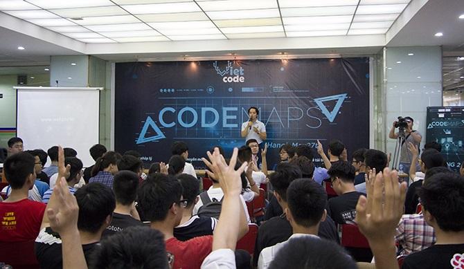 Codemaps 2018: ngày định hướng CNTT dành cho giới trẻ Hà Nội