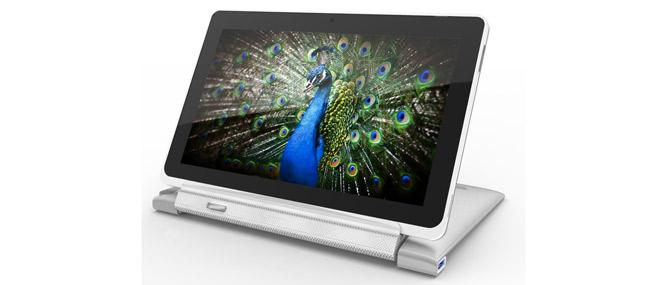 Acer công bố 2 tablet Windows 8