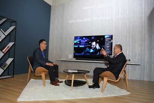 Góc nhìn thú vị của HLV Park Hang Seo về nghệ thuật cầm quân qua… một chiếc TV