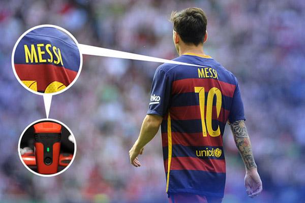 Thiết bị theo dõi GPS đang thay đổi bóng đá như thế nào?