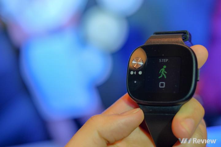 Cận cảnh Asus VivoWatch BP: đồng hồ nhỏ gọn nhưng đo được cả huyết áp