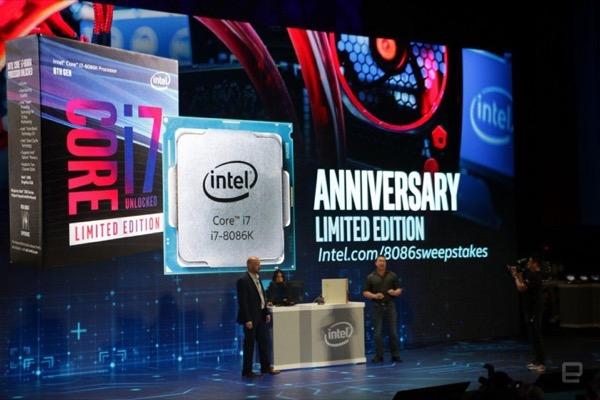Intel trình làng CPU giới hạn kỷ niệm 50 năm thành lập, xung nhịp tối đa 5GHz